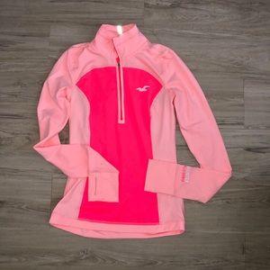 Open-Back Hollister Workout Jacket